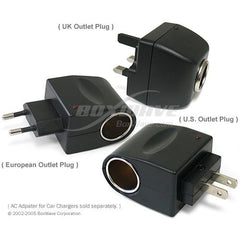 AC Adapter for Car Chargers