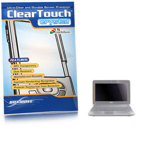 ClearTouch Crystal - Acer Aspire One 10.1 Screen Protector
