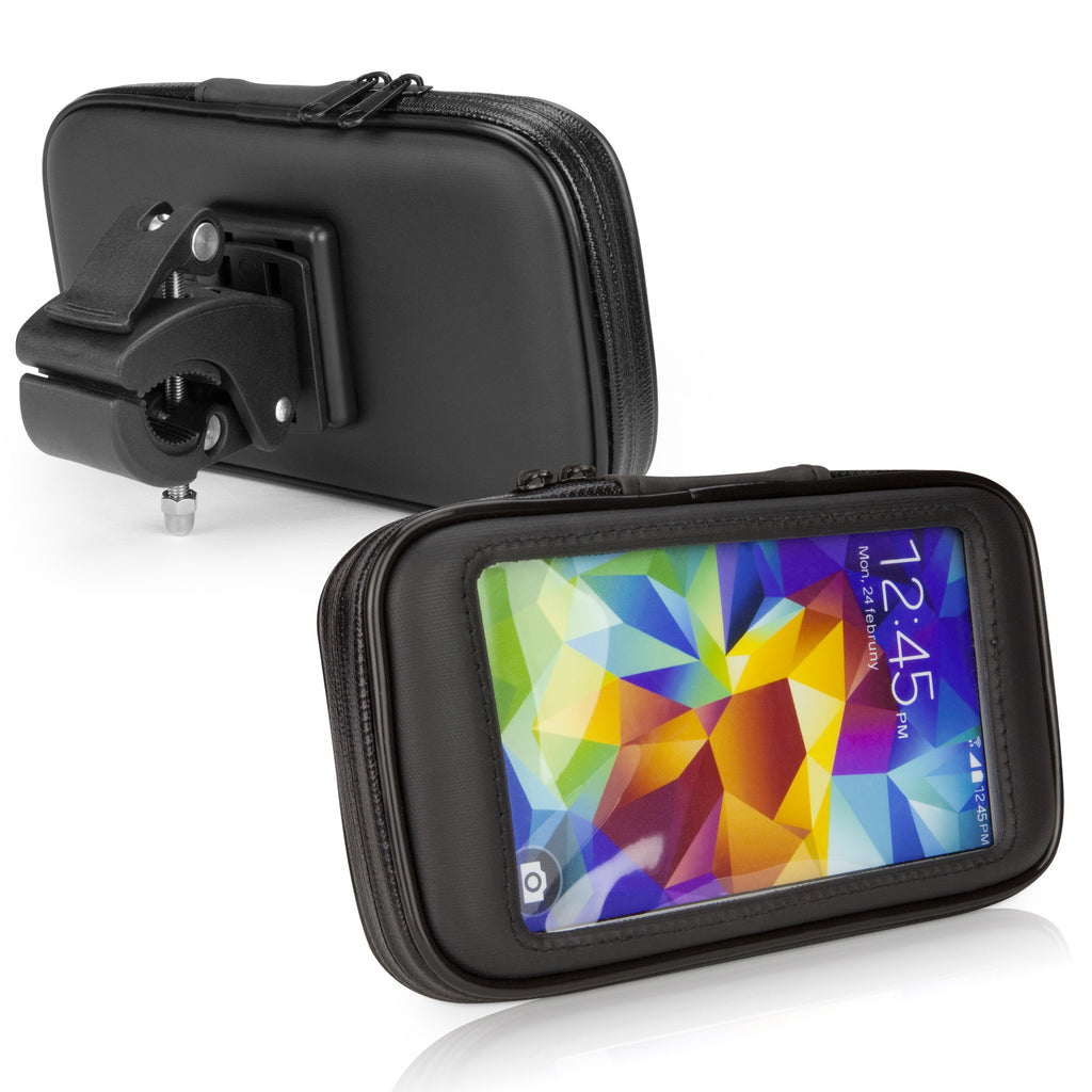 AeroTrek Smartphone Bike Mount - Apple iPod touch 4G (4th Generation) Stand and Mount