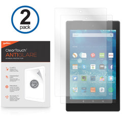ClearTouch Anti-Glare (2-Pack) - Amazon Fire HD 8 Screen Protector