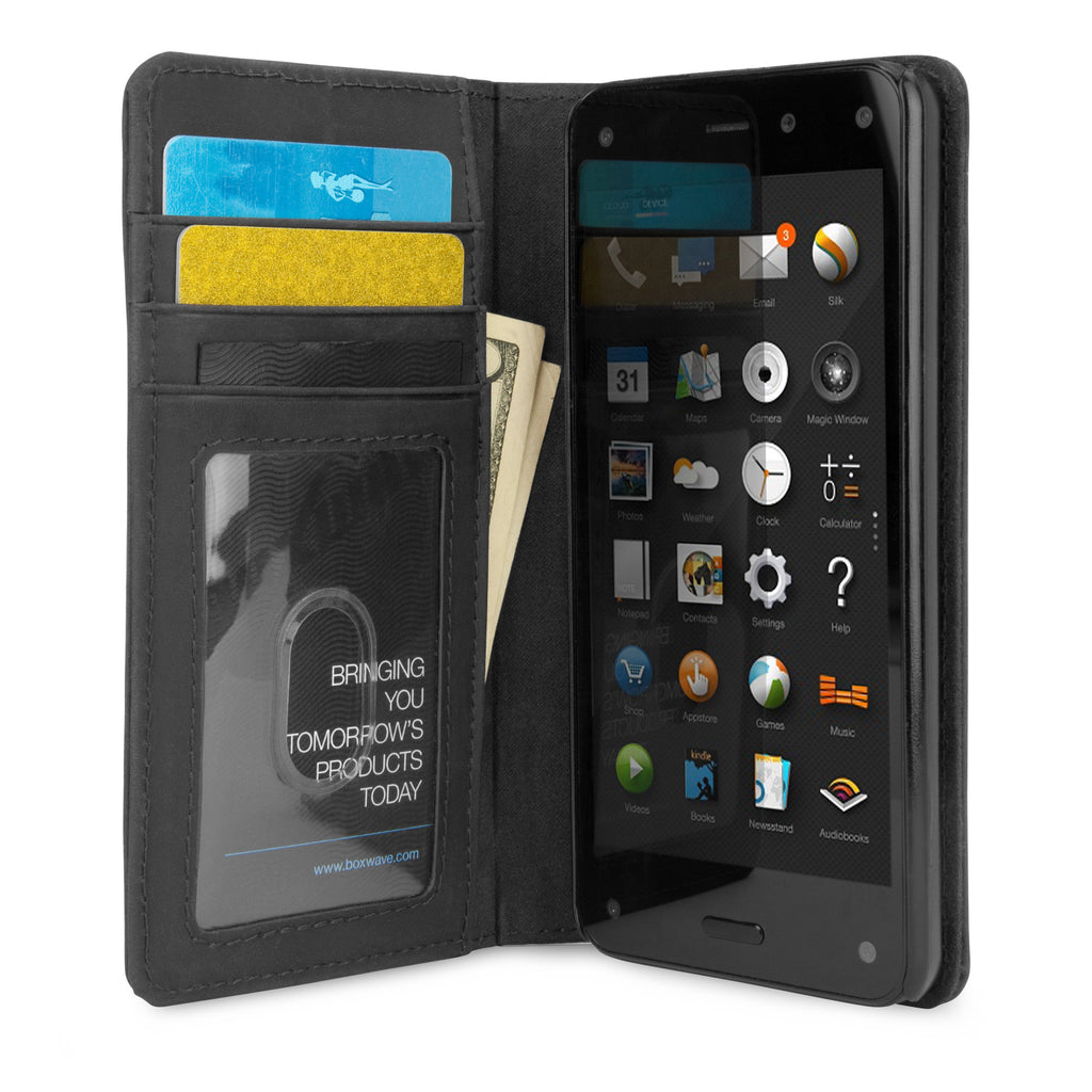 Classic Book Case - Slate Grey - Amazon Fire Phone Case