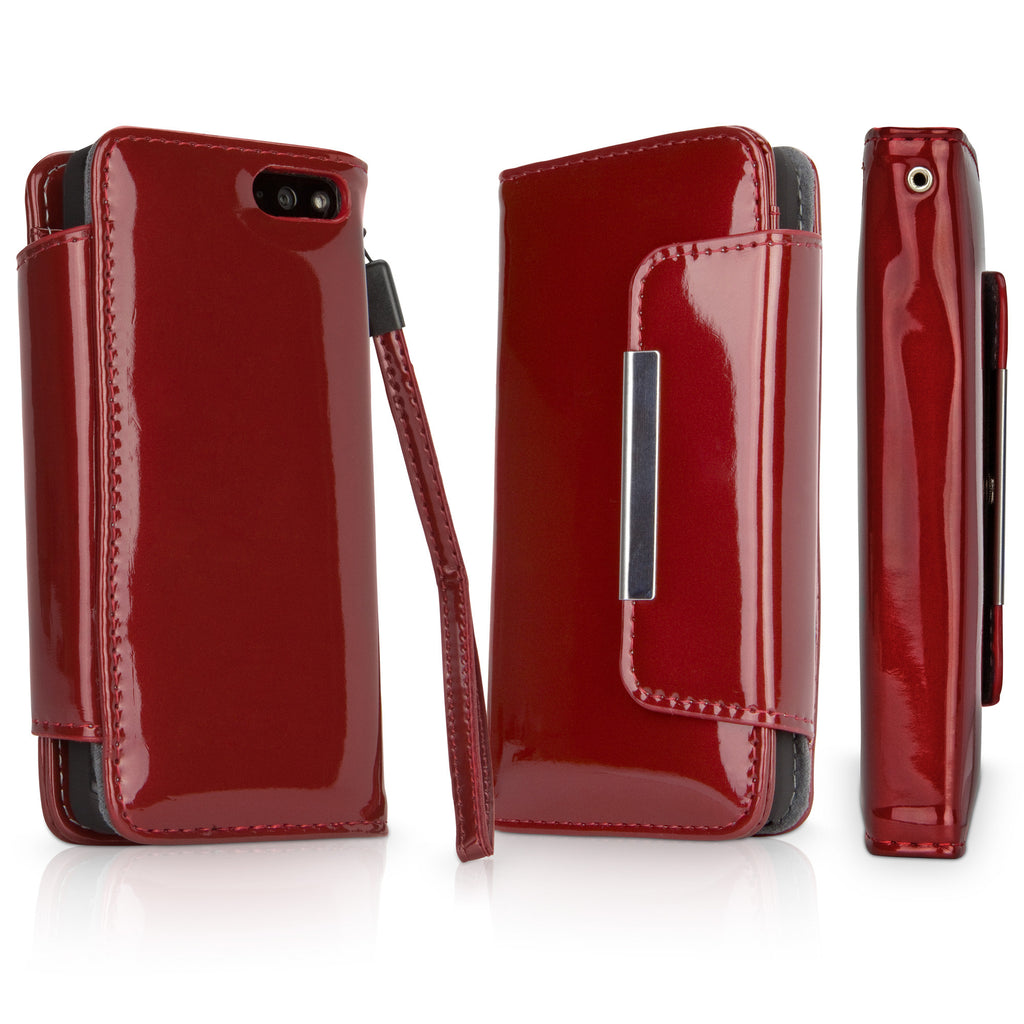 Patent Leather Clutch Case - Amazon Fire Phone Case