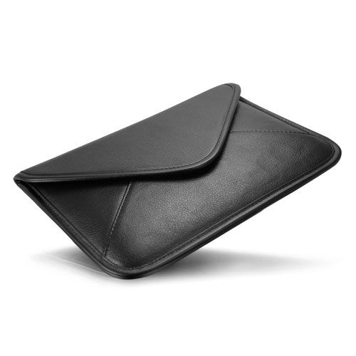 Elite Leather Messenger Pouch - Amazon Kindle 1 Case
