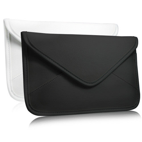 Elite Leather Messenger Pouch - HTC Flyer Case