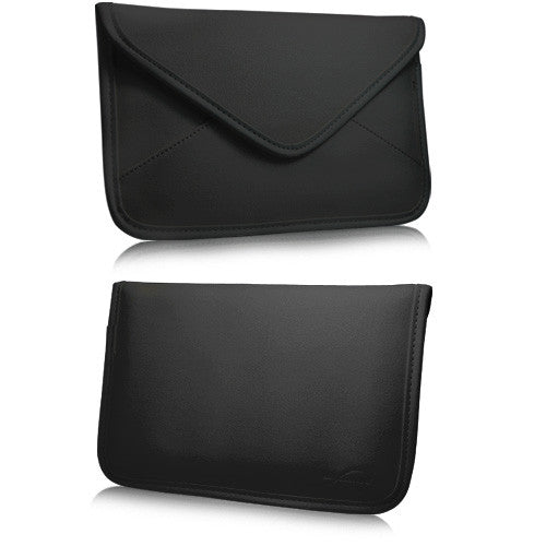 Elite Leather Kindle Fire Messenger Pouch