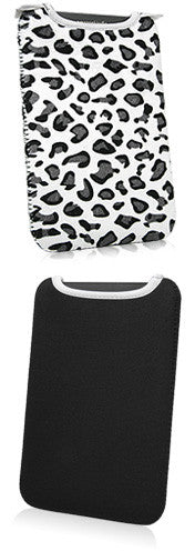 Snow Leopard Plush SlipSuit - Amazon Kindle Paperwhite Case
