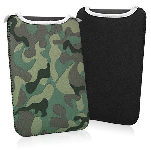 Camouflage SlipSuit - Amazon Kindle Keyboard 3G Case