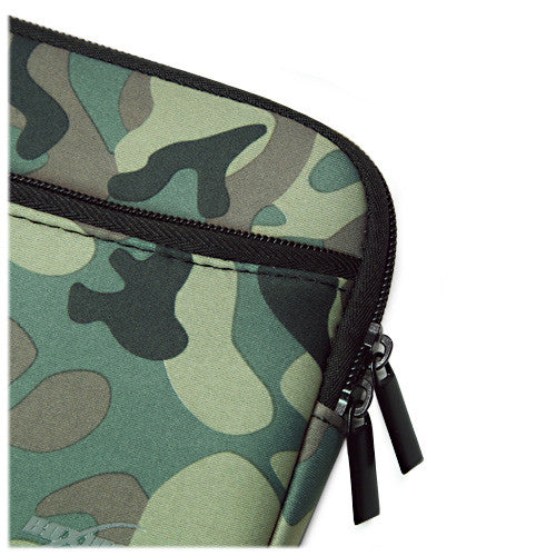 Camouflage Suit with Pocket - Apple iPad Case