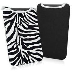 Zebra Plush SlipSuit - Amazon Kindle Paperwhite Case