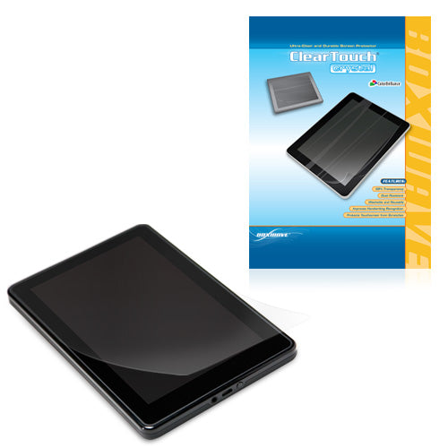 ClearTouch Crystal - Amazon Kindle Fire Screen Protector