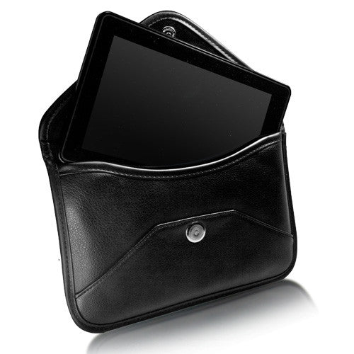Elite Leather Messenger Pouch - Amazon Kindle Fire Case