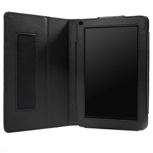 Folio Stand Case with Strap - Amazon Kindle Fire Case