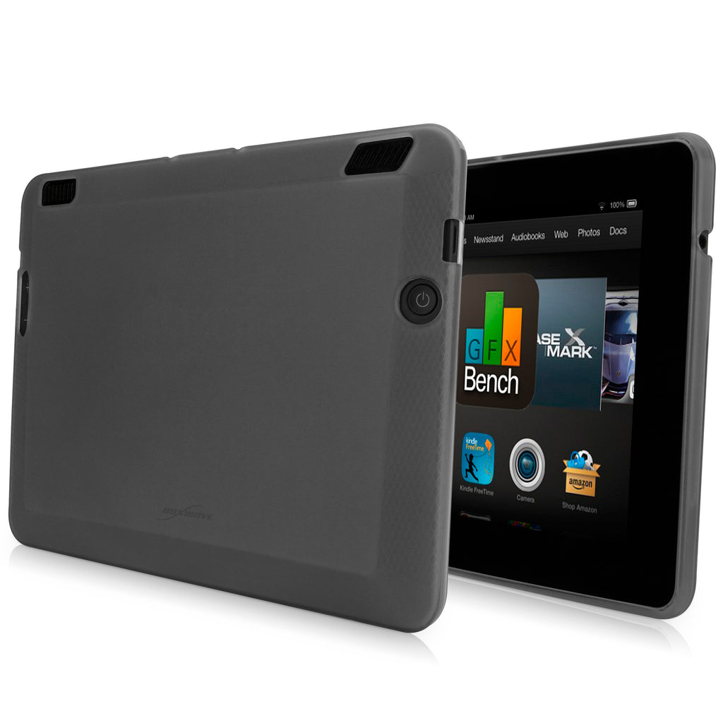 Arctic Frost Kindle Fire HDX 7 Crystal Slip