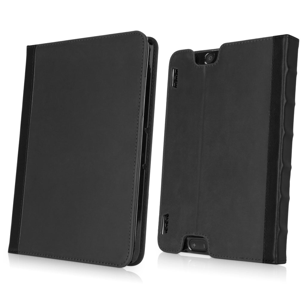 Classic Book Case - Slate Grey - Amazon Kindle Fire HDX 7.0 Case