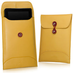 Manila Leather Envelope - Amazon Kindle Paperwhite Case