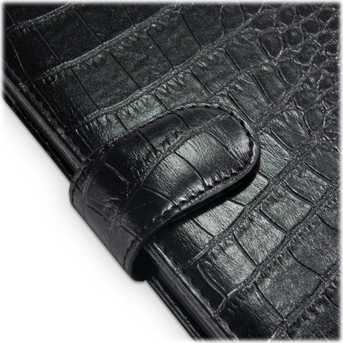 Midnight Crocodile Elite Case - Amazon Kindle Fire Case