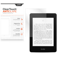 ClearTouch Anti-Glare - Amazon Kindle Paperwhite Screen Protector