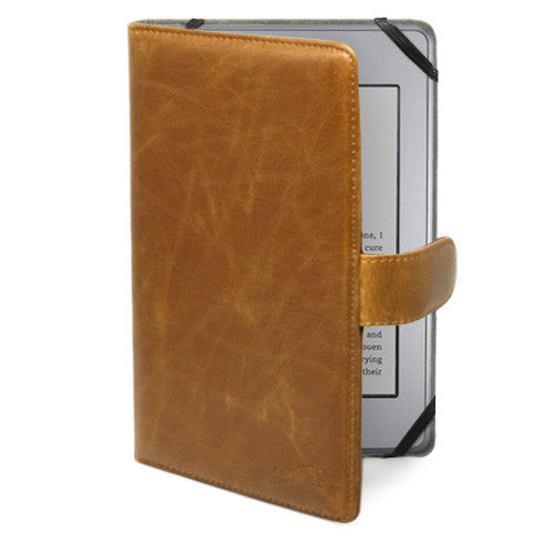Sienna Leather Elite Case - Amazon Kindle Touch 3G Case