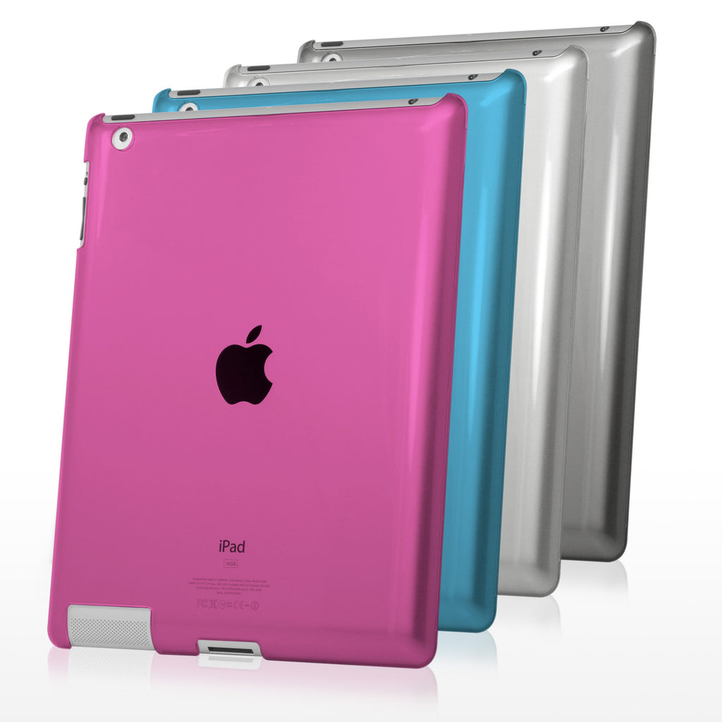 Crystal Shell - Apple iPad 2 Case