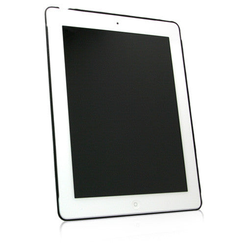 Nero Leather Snap-Fit Shell - Apple iPad 2 Case