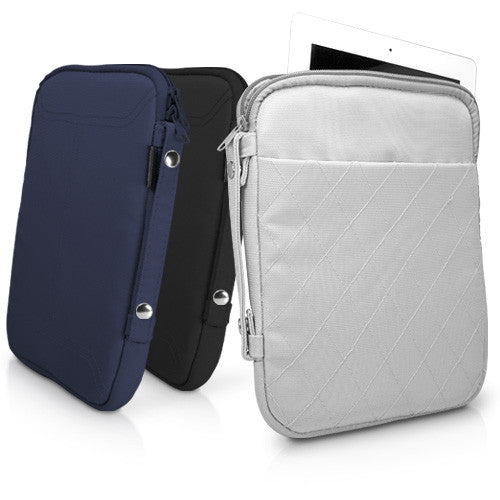 Quilted Carrying Bag - Apple iPad 2 Case