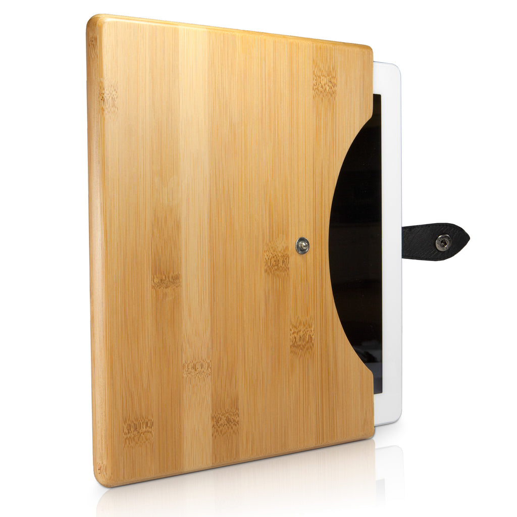 BambooTote Case - Apple iPad 2 Case