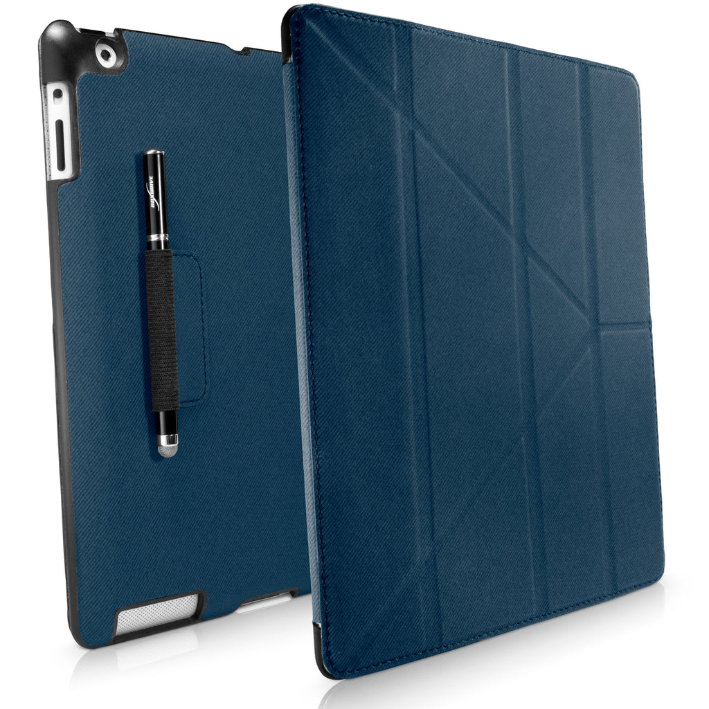 Convertible Stand Case - Apple iPad 4 Case