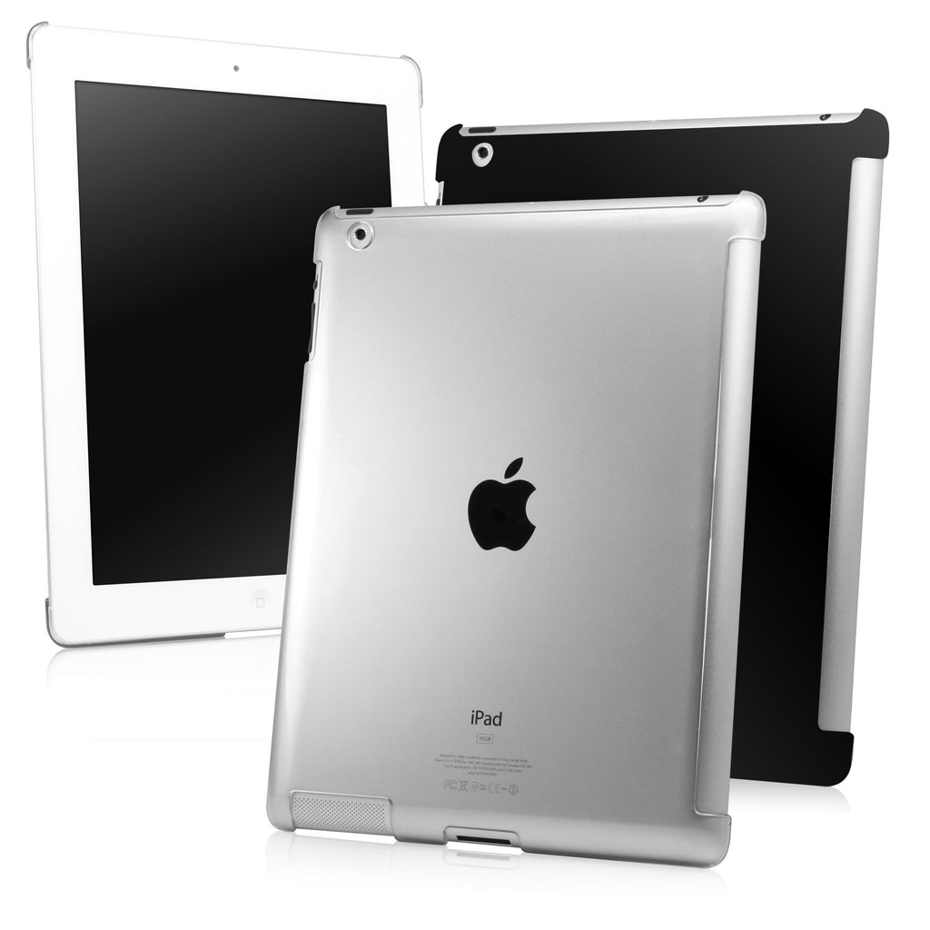 Smart Back Cover - Apple iPad 3 Case