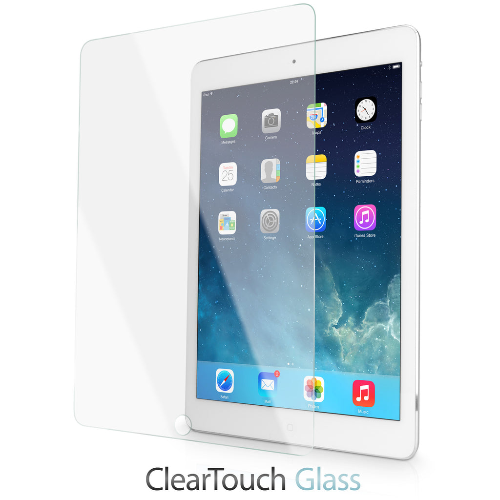 ClearTouch Glass - Apple iPad Air Screen Protector