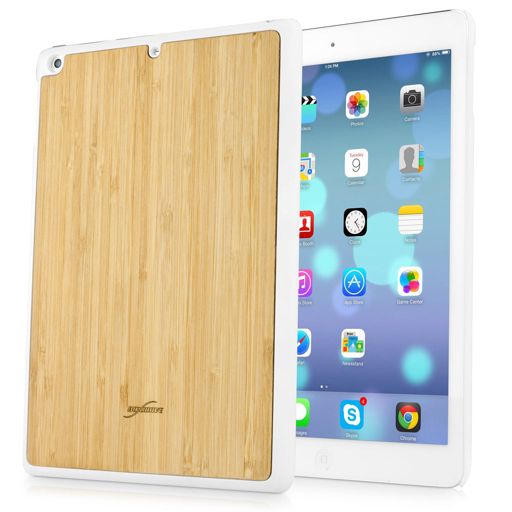 True Bamboo Minimus Case - Apple iPad Air Case