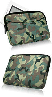 Camouflage Suit with Pocket - Apple iPad 4 Case