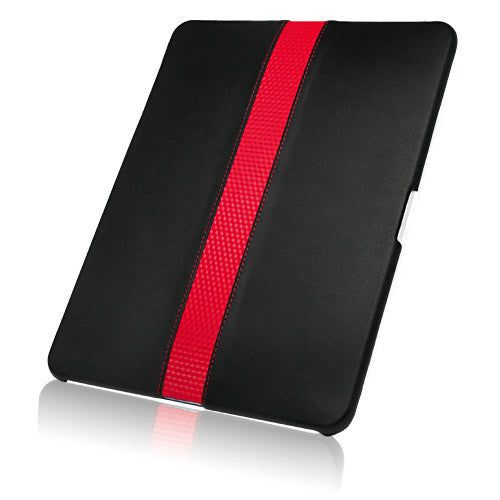 CorsaModa Leather Snap-Fit Shell - Apple iPad Case