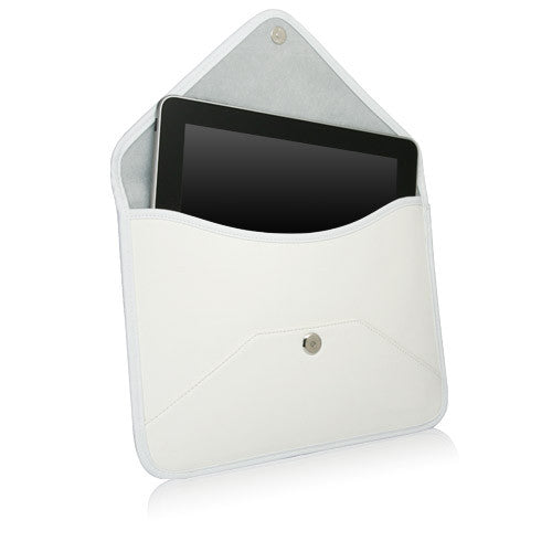 Elite Leather iPad 4 Messenger Pouch