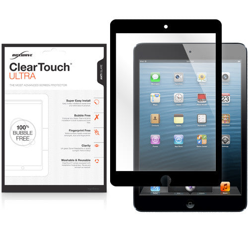ClearTouch Ultra Anti-Glare - Apple iPad mini (1st Gen/2012) Screen Protector