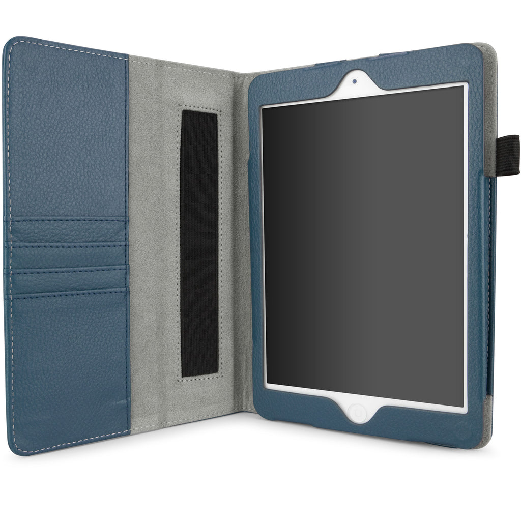 Folio Stand iPad mini with Retina display Case with Strap
