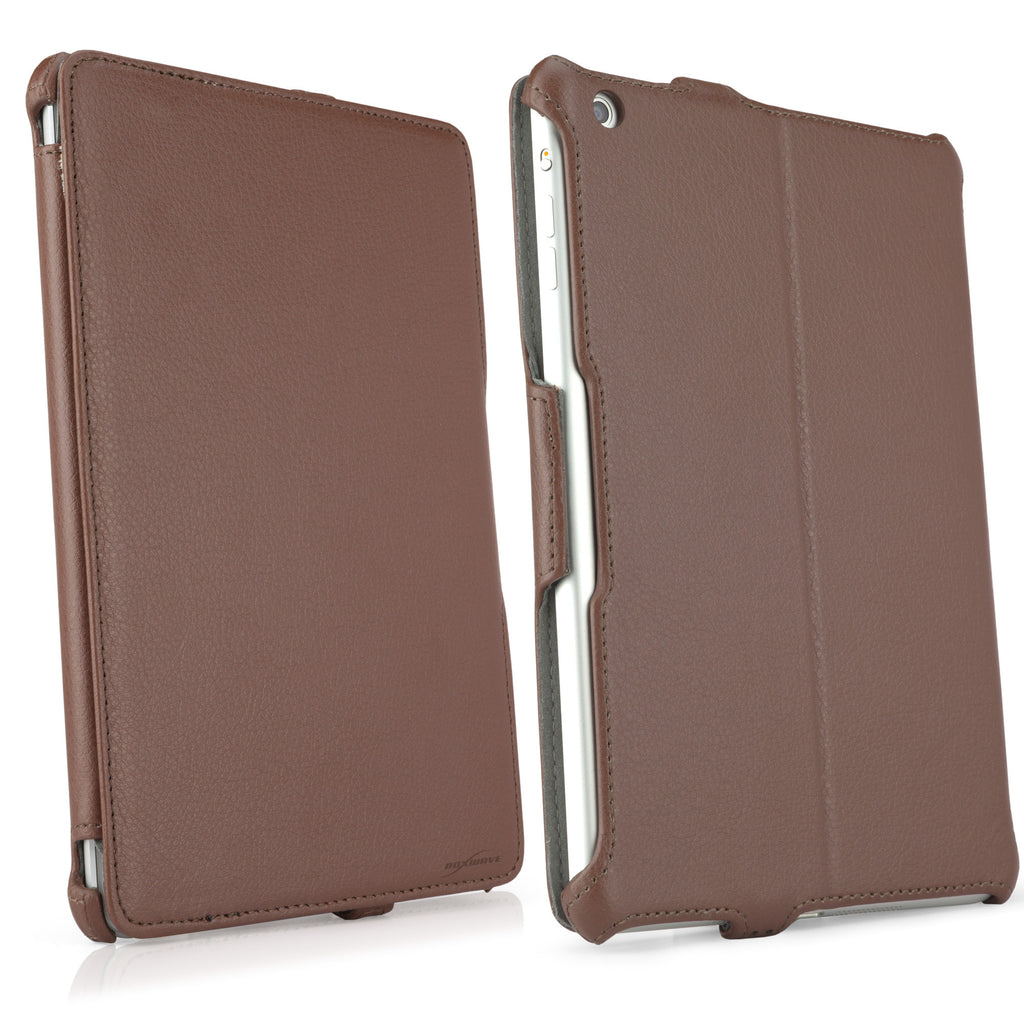 Leather iPad mini with Retina display Book Jacket