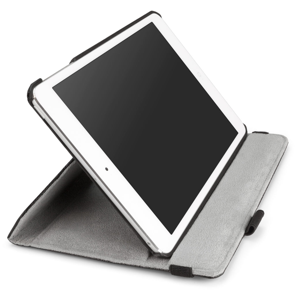 Midnight Crocodile Swivel Stand Case - Apple iPad mini (1st Gen/2012) Case