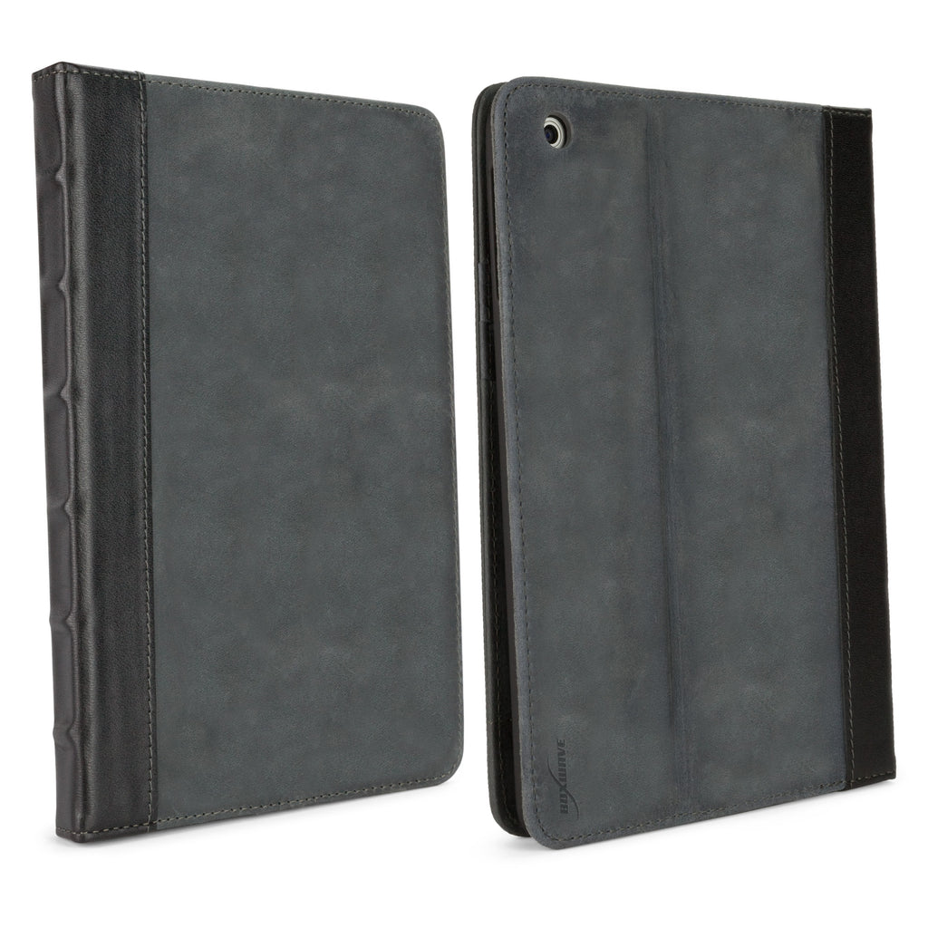 Classic Book Case - Slate Grey - Apple iPad mini (1st Gen/2012) Case