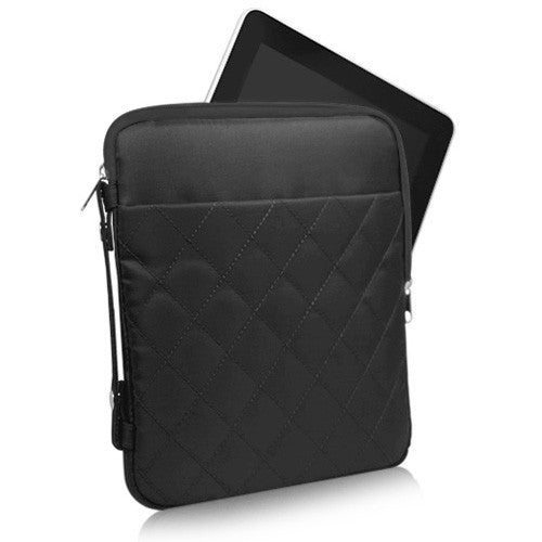 Quilted Carrying Bag - Apple iPad 3 Case