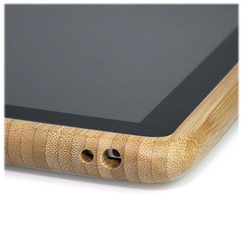 True Bamboo iPad Case - Apple iPad 3 Case