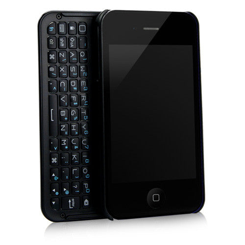 Keyboard Buddy Case - Apple iPhone 4 Case