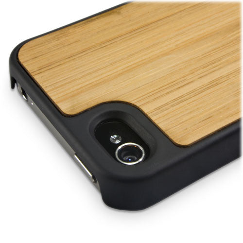 True Bamboo Minimus Case - Apple iPhone 4 Case