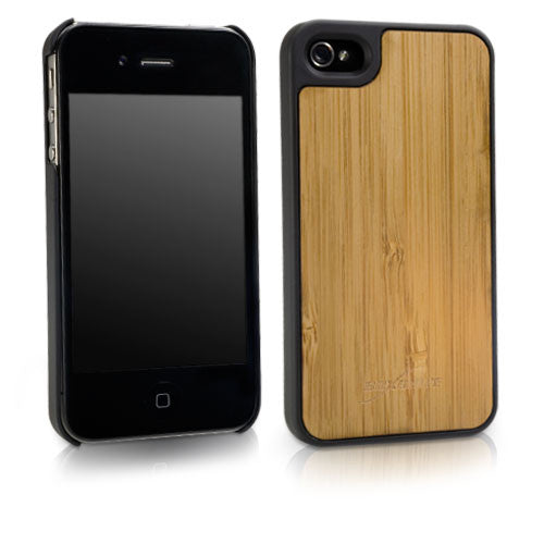 True Bamboo Minimus iPhone 4 Case