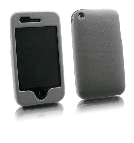 Designio Leather Shell Case - Apple iPhone 3G Case