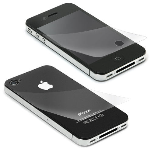 ClearTouch Anti-Glare - Apple iPhone 4 Screen Protector