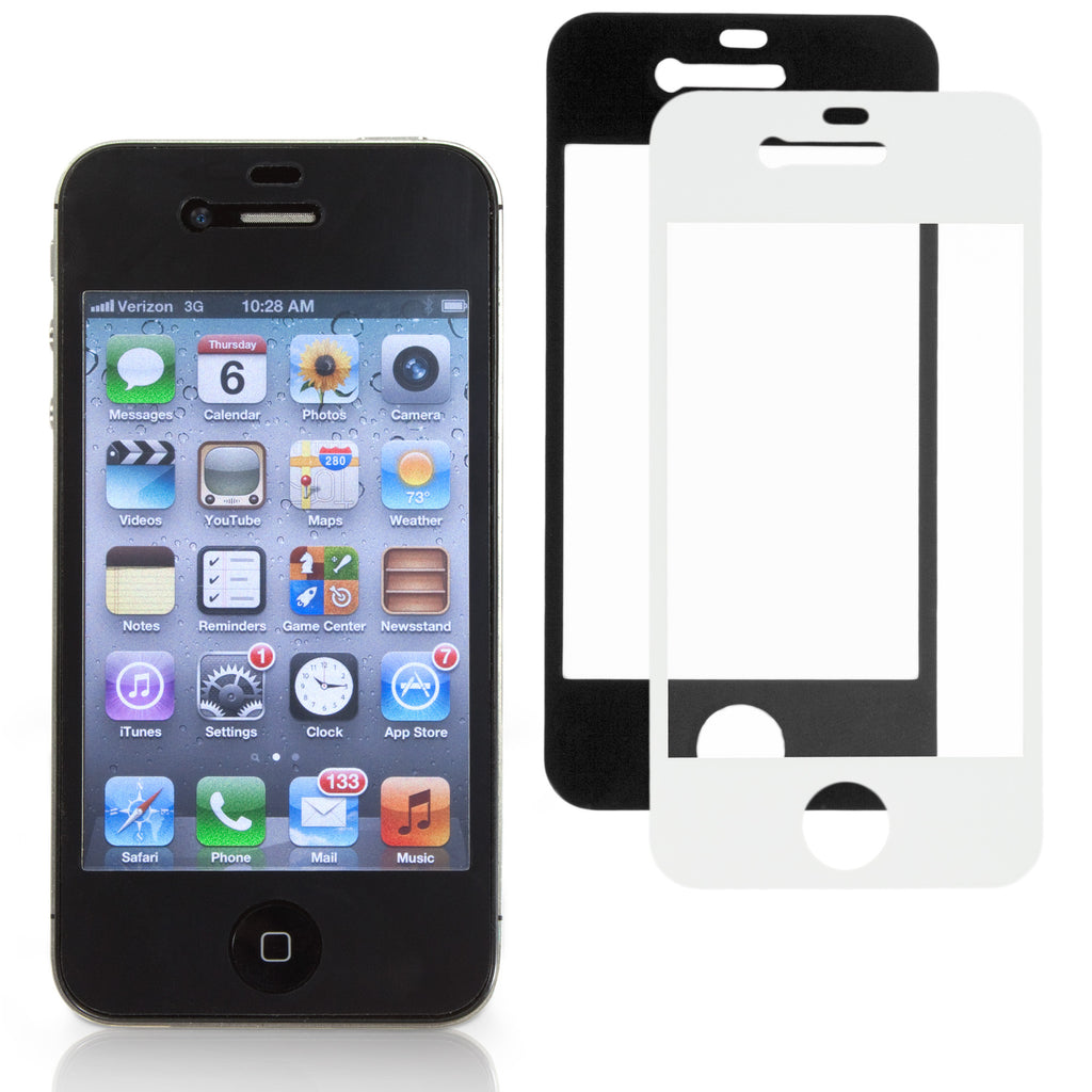 ClearTouch Ultra Anti-Glare - Apple iPhone 4S Screen Protector