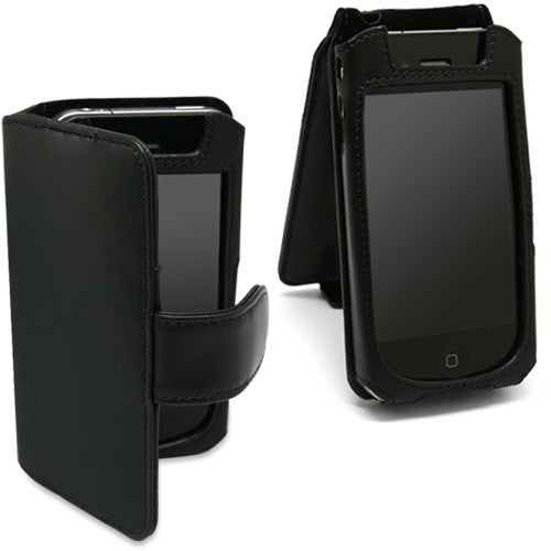 Designio Leather Case - Apple iPhone 4 Case