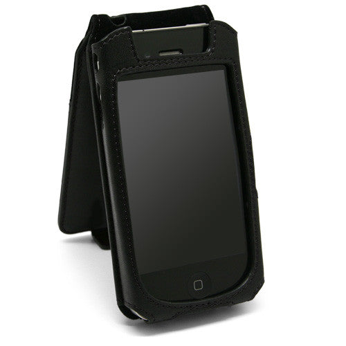 Designio Leather iPhone 4 Case