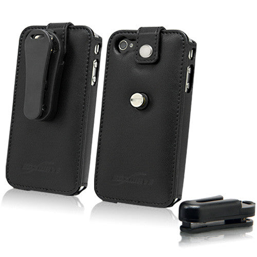 Designio Leather Sleeve - Apple iPhone 4S Case