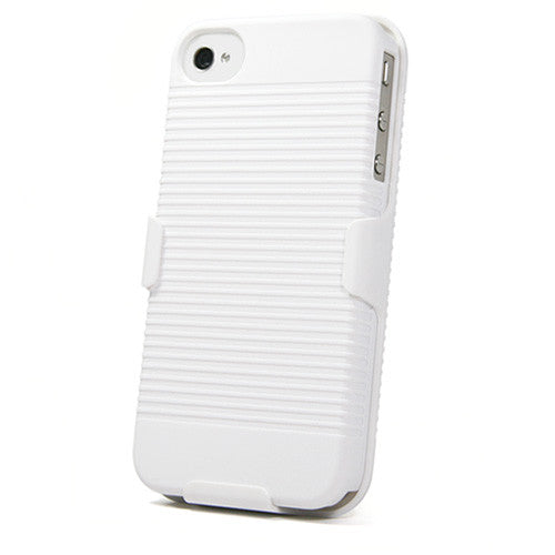 Dual+ Holster Case - Apple iPhone 4S Holster
